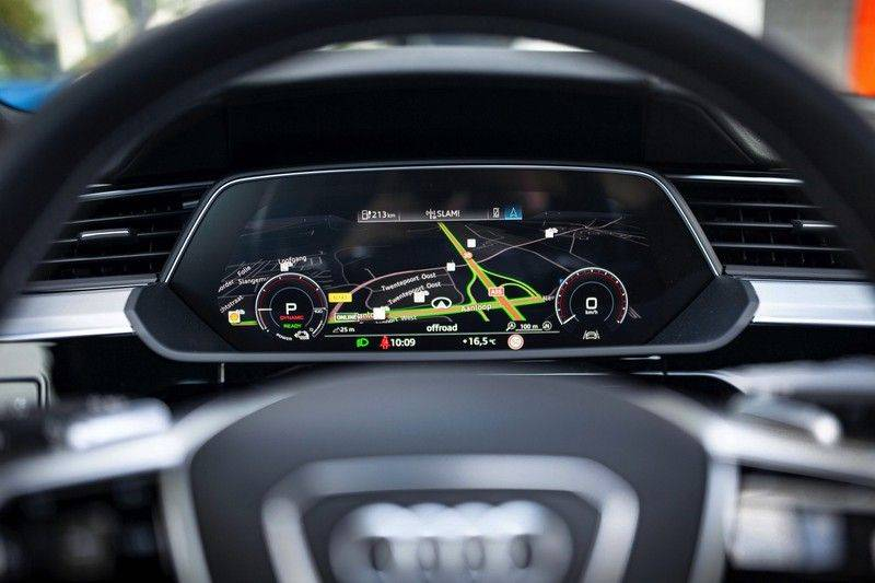 Audi e-tron Sportback 55 Quattro S Edition *Prijs Ex. BTW / Pano / B&O / Matrix-LED / Tour pakket / ACC* afbeelding 8