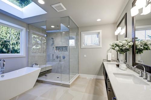 Die bauen.wiewir Hausausstattung - Das Badezimmer