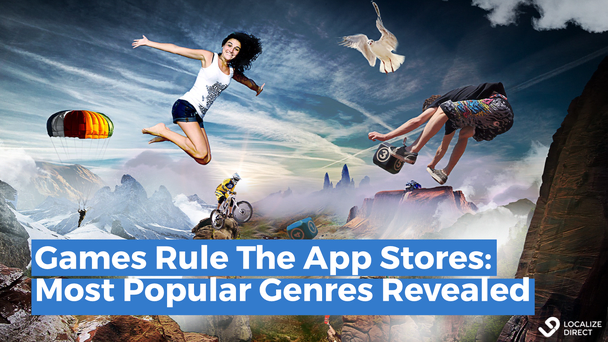Games Rule The App Stores: Most Popular Genres Revealed 2019