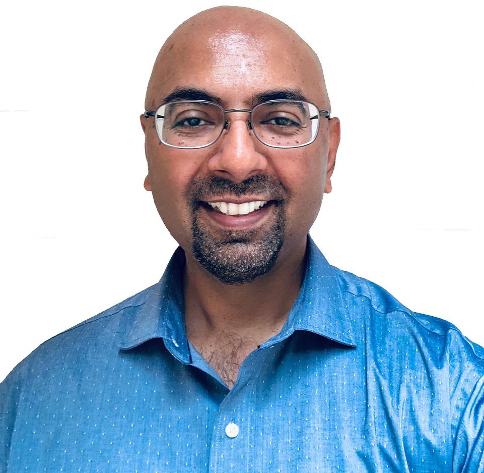 Rahim Snow author photograph