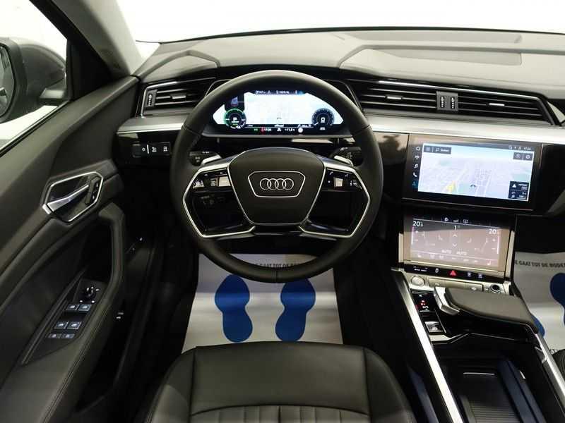 Audi e-tron e-tron 50 quattro Launch Edition plus [4% bijtelling] Full options, direct leverbaar afbeelding 7