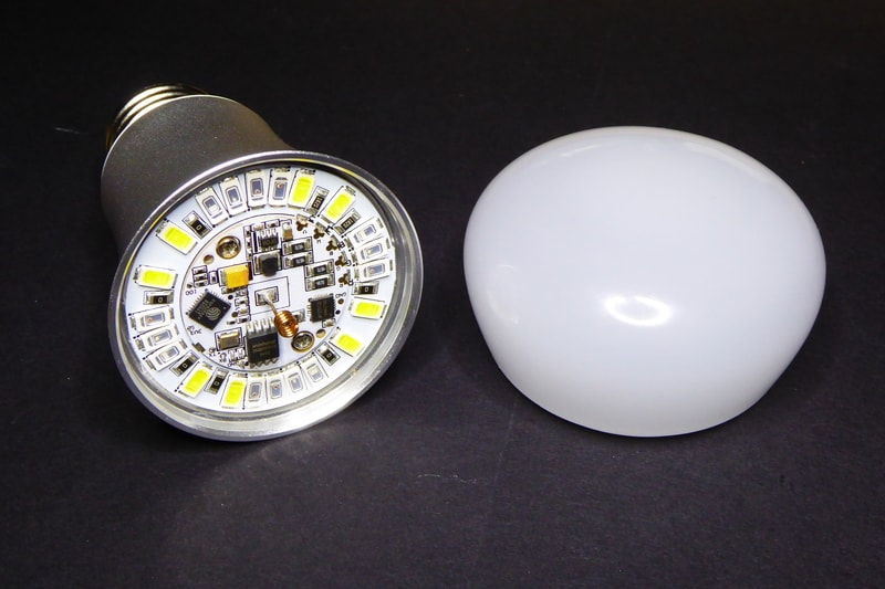 AiLight - A Hackable RGBW Light Bulb - Tinkerman