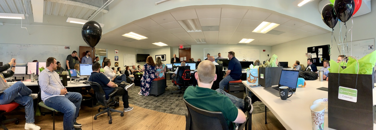 Spring 2019 All Hands