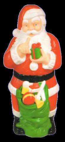Whispering Santa photo
