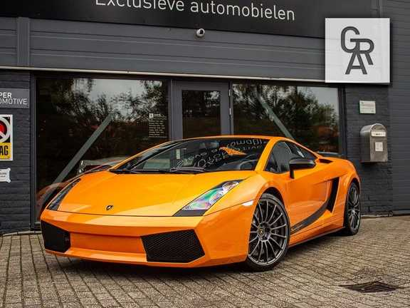 Lamborghini Gallardo 5.0 V10 Superleggera