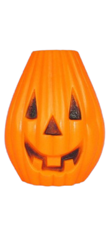 Teardrop Pumpkin Lamp photo