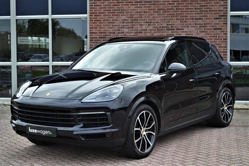 Porsche Cayenne 2.9 S 441pk Pano Luchtv Trekh Adp-zetels PDLS 21inch afbeelding 10