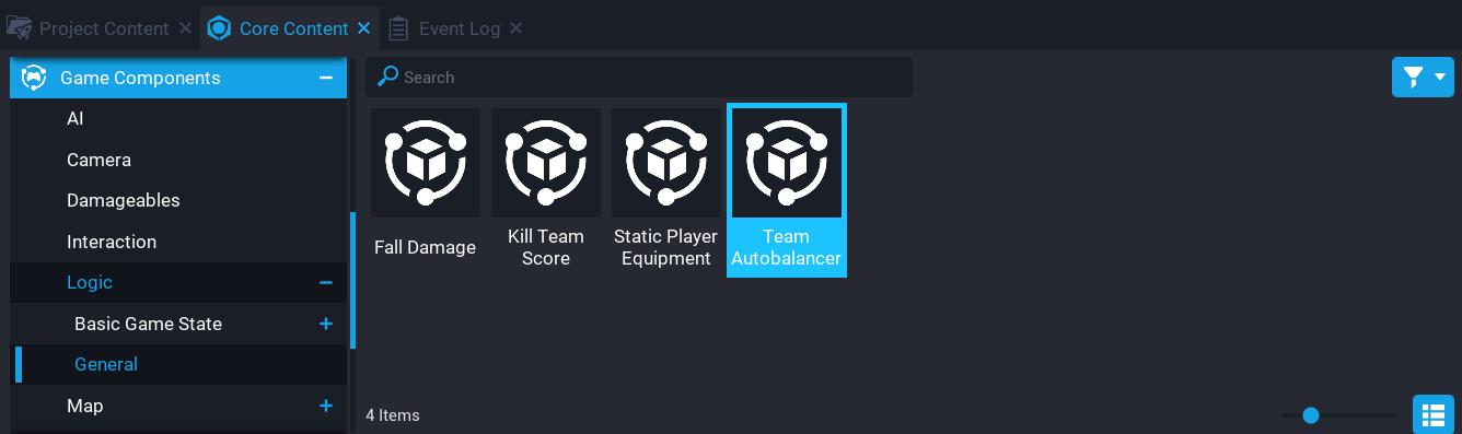 Team Autobalancer