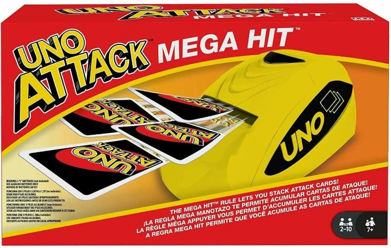 Uno Attack: Mega Hit