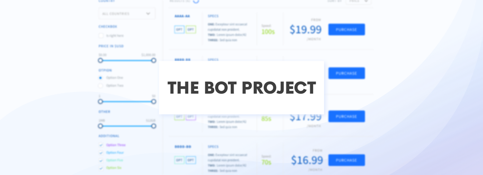 The Bot Project