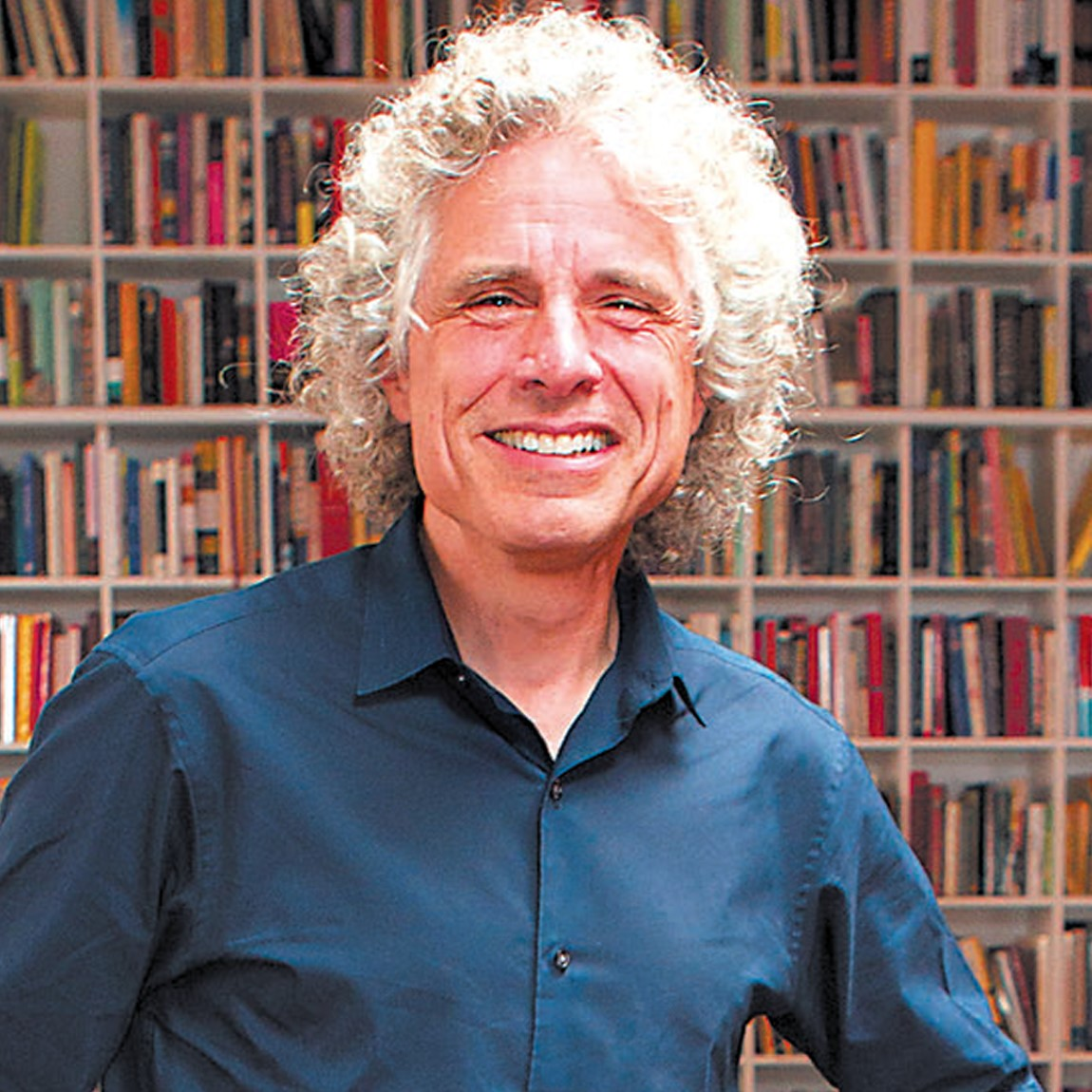 Steven Pinker, Canadian-American Cognitive Psychologist and Writer on Popular Science