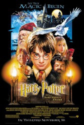 cover Harry Potter and the Sorcerer's Stone
