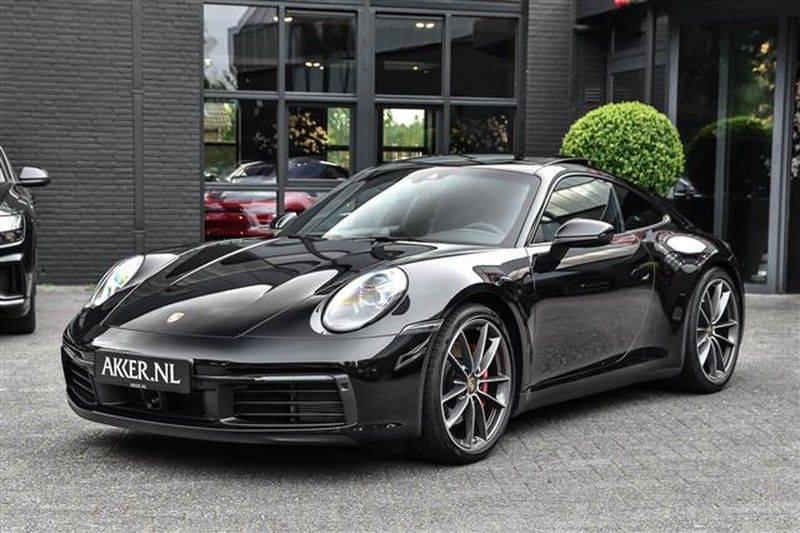 Porsche 911 4S SCH.DAK+4WSTURING+CARBON+ACC+MATRIX LED afbeelding 10