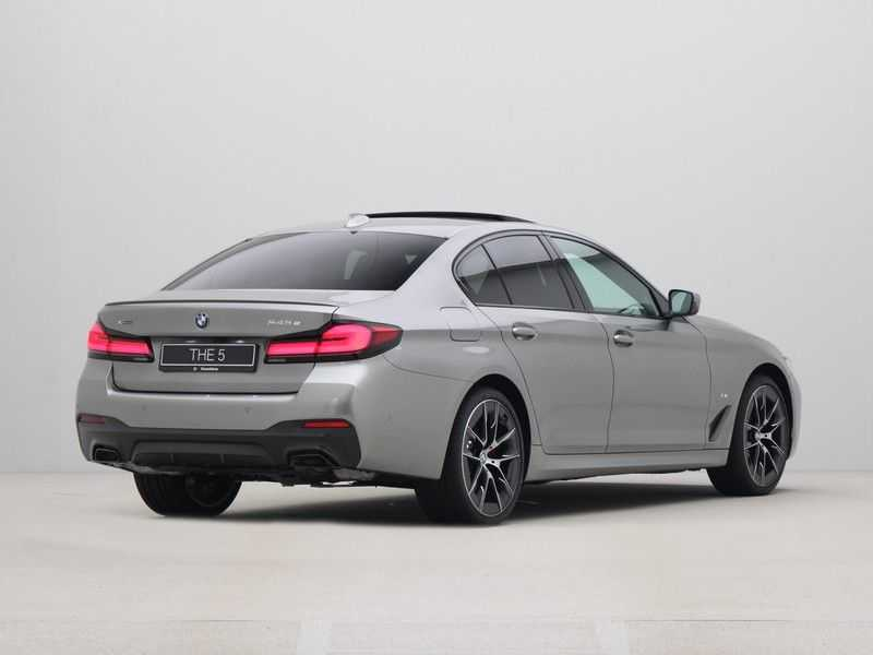 BMW 5 Serie Sedan 545e xDrive High Executive Edition afbeelding 3
