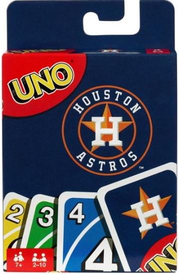Houston Astros Uno (2017)