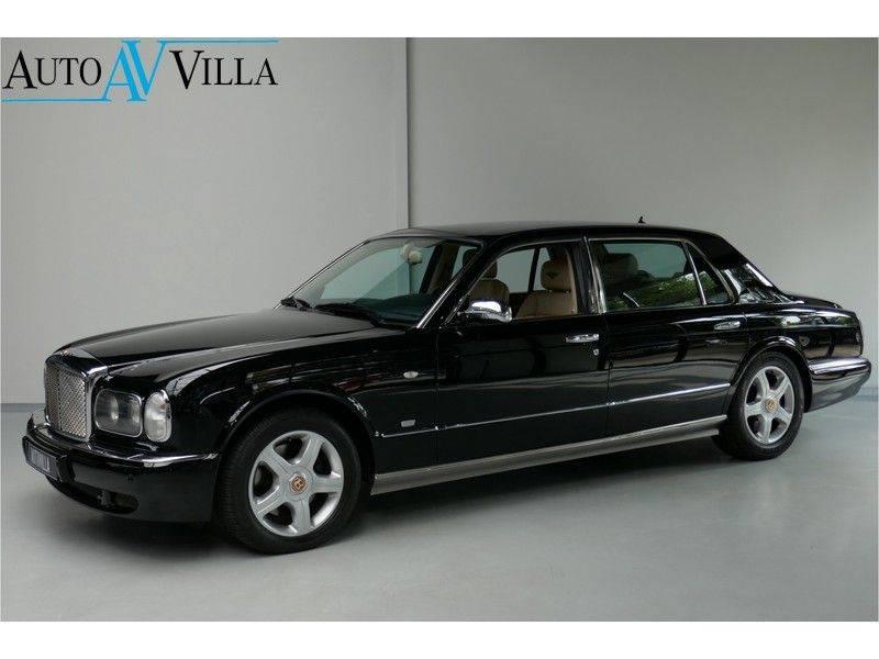Bentley Arnage 6.8 V8 T Mulliner LWB (1 van 95 st) Youngtimer . afbeelding 1