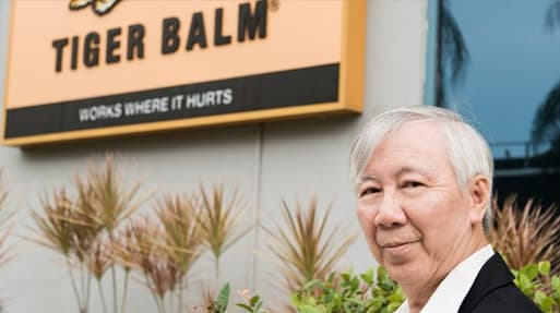 Tiger Balm - Singapore's iconic ointment a huge hit in 100...