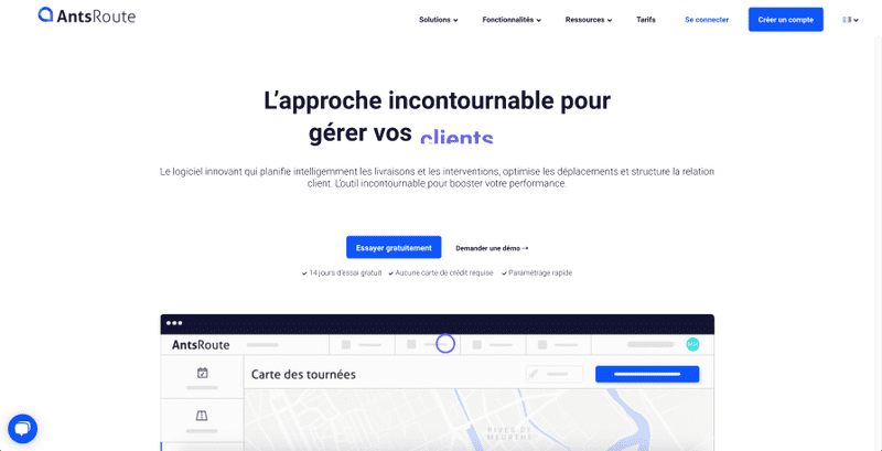 Preview AntsRoute