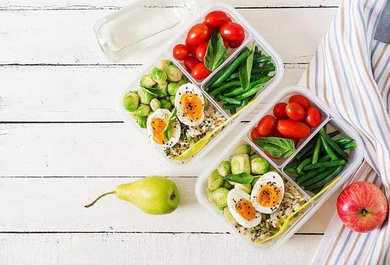 Meal Prep: la nueva tendencia de planificación y organización de tus comidas