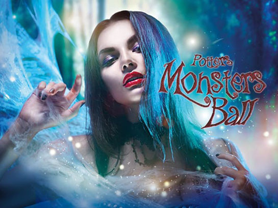23rd October | Drinks Inclusive* Monsters Ball