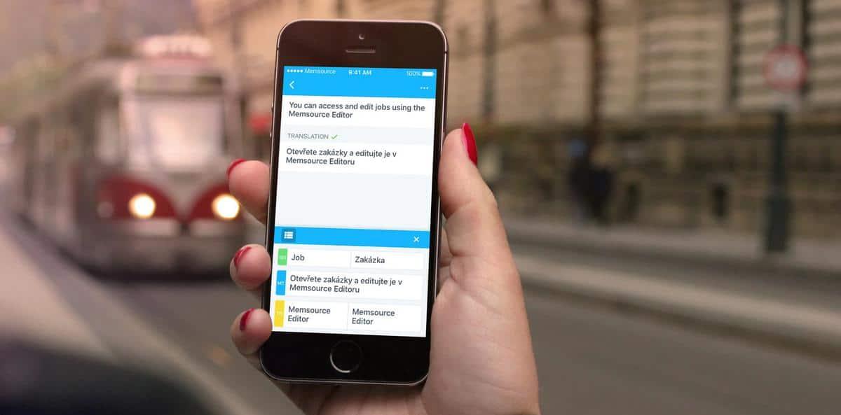 Übersetzen direkt auf Ihrem Smartphone
