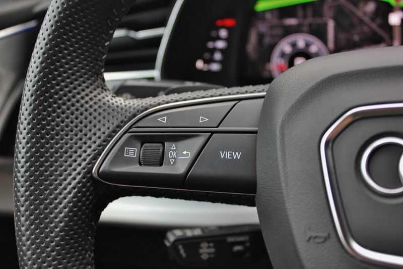 Audi Q8 50 TDI Quattro 3x S-Line 3.0 V6 286pk **HUD/Luchtvering/ACC/Elek.Trekhaak/B&O/Matrix.LED** afbeelding 21