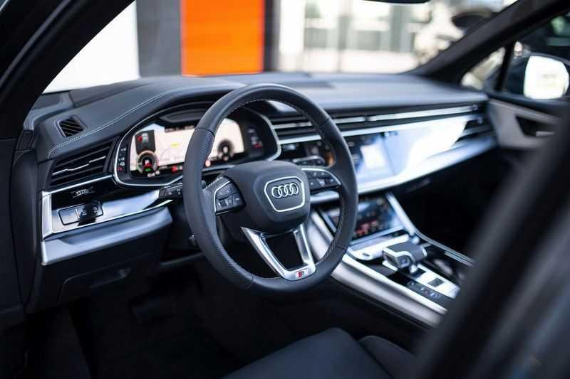 "Audi Q7 55 TFSI E Hybride Quattro *S-Line / 22"" / B&O 3D / Pano / HUD / Laser* afbeelding 5"