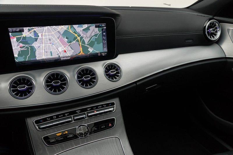 "Mercedes-Benz CLS-Klasse CLS450 AMG 367pk 4Matic Schuifdak Nightpakket Widescreen DistronicPlus Burmester SuperSportStuur Luchtvering Multibeam Keyless ComandOnline AmbientLight DAB Parktronic 20""AMG 360Camera Pdc 10/2018 afbeelding 24"