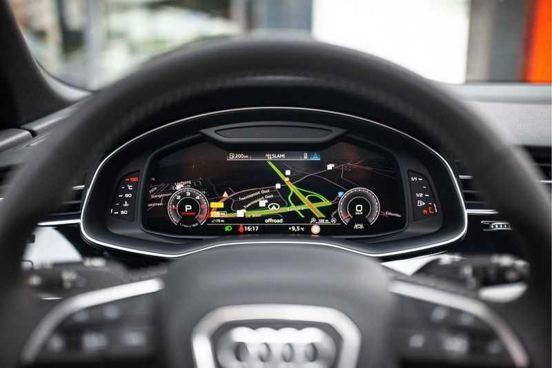 """Audi Q8 50 TDI Quattro *S-line / 23"""" / Panorama / Matrix-LED / Standkachel* afbeelding 10"""