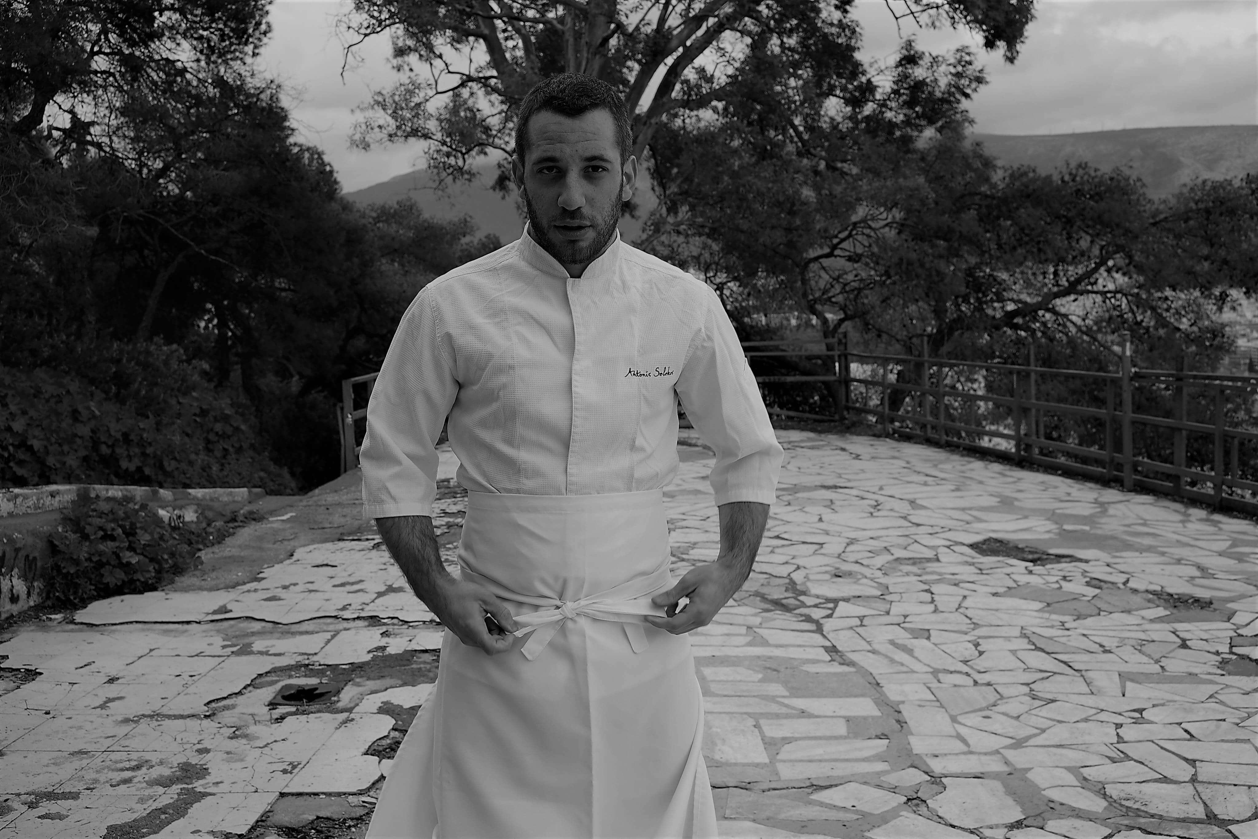 Η ιστορία του Αντώνη Σελέκου από τον οικογενειακό φούρνο στην Αστυπάλαια στο Funky Gourmet