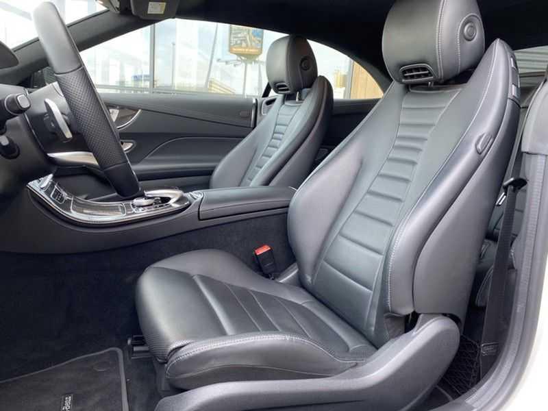 Mercedes-Benz E-Klasse Cabrio 350 AMG   Carbon   Burmester   360º   Night pakket afbeelding 5