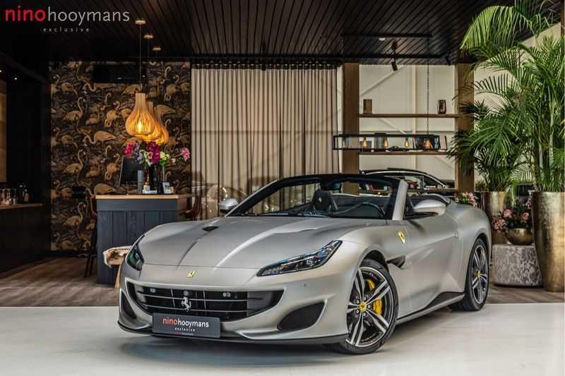 Ferrari Portofino 3.9 V8 HELE | Carbon | Alcantara | Homelink | Camera | afbeelding 1