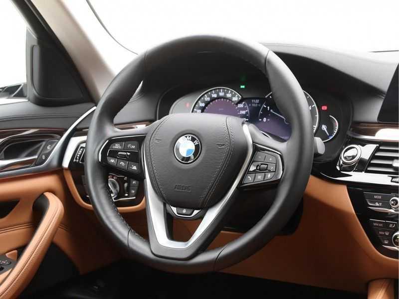 BMW 5 Serie 520d Luxury Line High Executive afbeelding 15