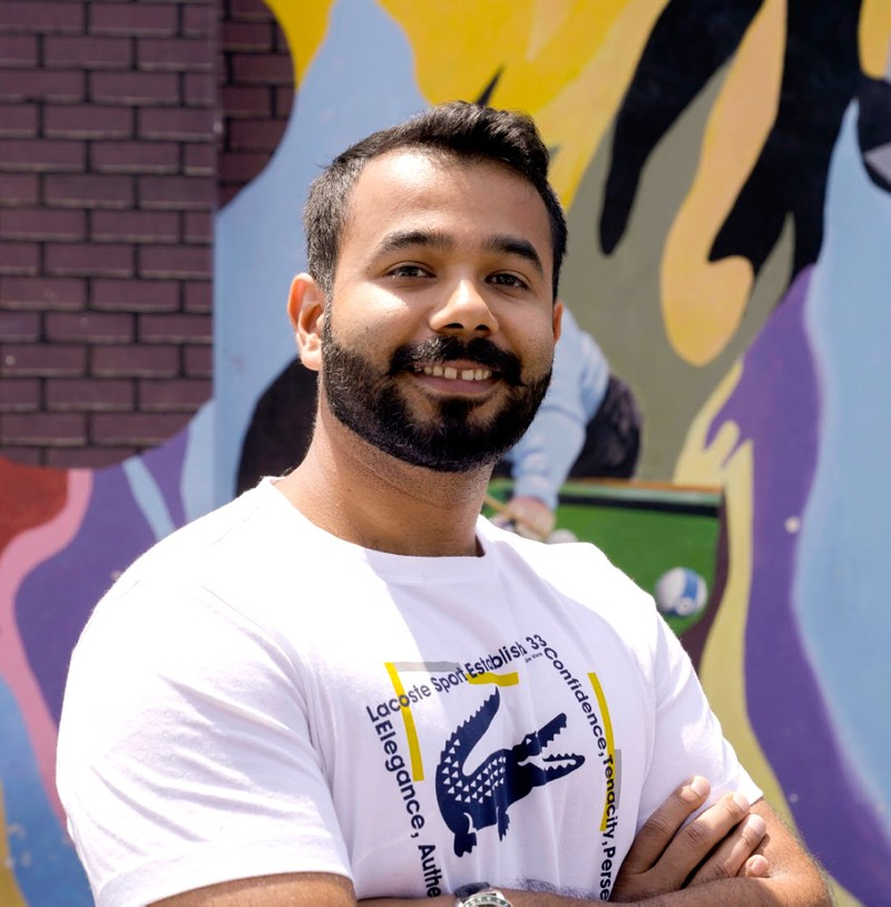 Sahil Badla, Software Engineer (Backend)