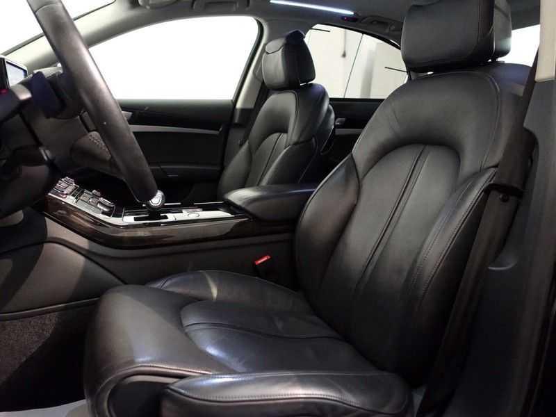 Audi A8 3.0 TDI Quattro Pro Line+ Exclusive 259pk Aut, Leer, Schuifdak, Bose, Led, Full afbeelding 8