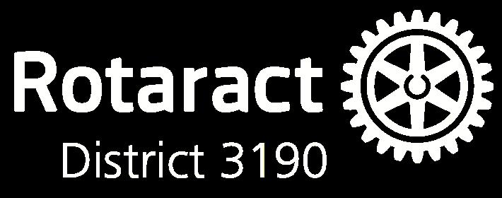 Rotaract 3190 Masterbrand Simplified - White