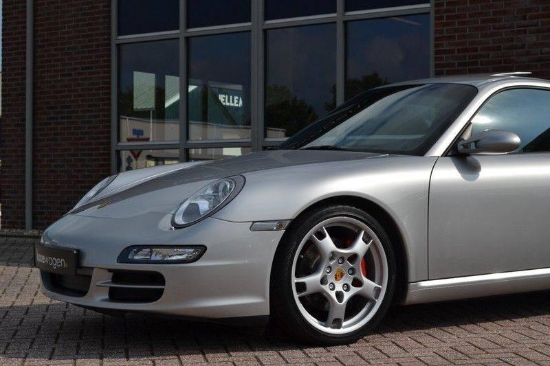 Porsche 911 Coupé 3.8 Carrera S 997 - dealer o/h - unieke kms afbeelding 25