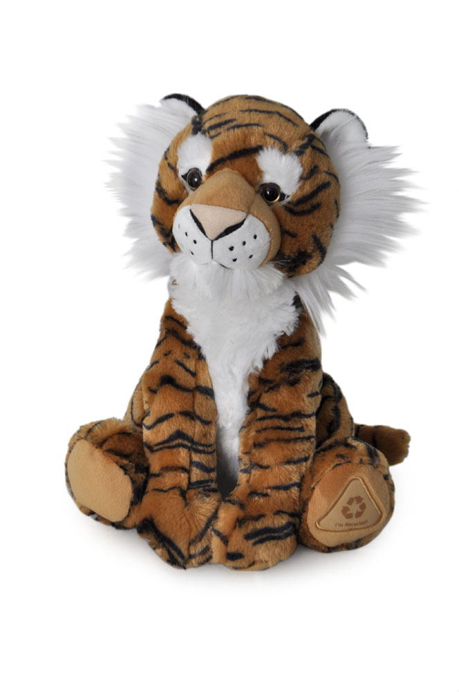 "The Petting Zoo: 12"" Wild Onez Tiger"