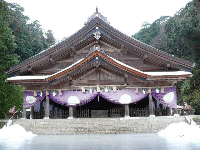 美保神社 Miho Shrine