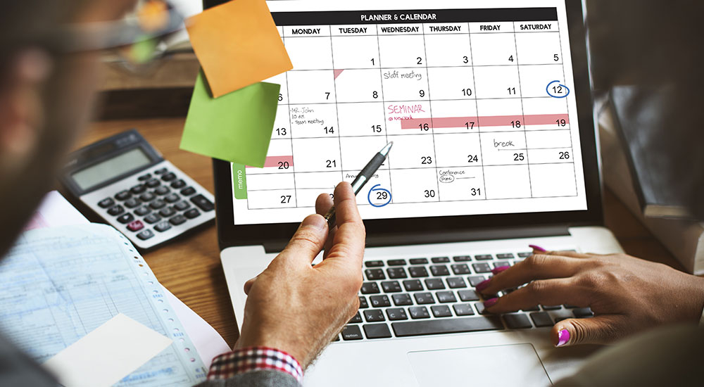 Accruent - Resources - Blog Entries - Selecting the Right Scheduling Platform in 3 Steps - Hero
