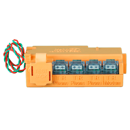 Full Bonded NID Splitter with Test Jack and EMI Suppression product image
