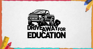 SA YES Austin Yes Drive Away for Education logo
