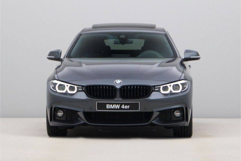 BMW 4 Serie Gran Coupé 420i High Executive M-sport afbeelding 12