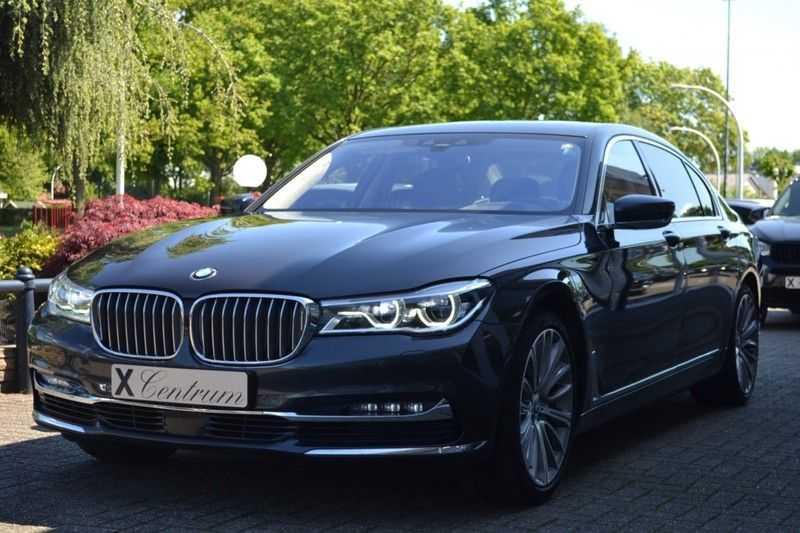 BMW 7 Serie 750Ld xDrive Ex. Lounge Pakket B*W afbeelding 1