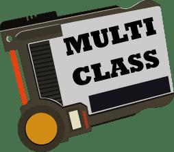 The Multi-Class logo