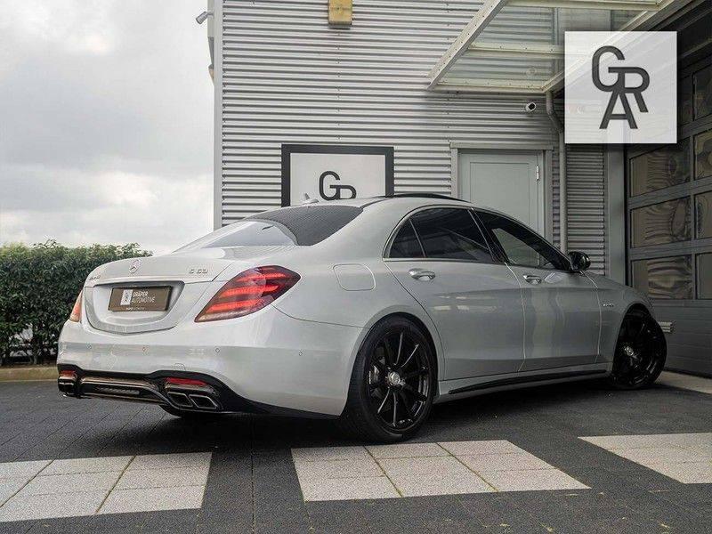 Mercedes-Benz S63-klasse 4Matic Lang 63 AMG 4Matic+ Lang Premium Plus afbeelding 4