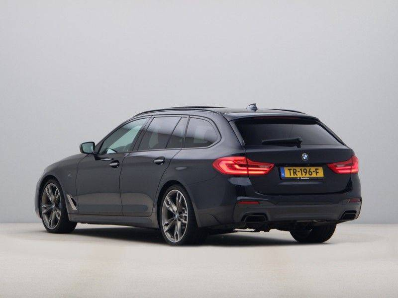 BMW 5 Serie M550xd Touring High Exe, full option ! afbeelding 11