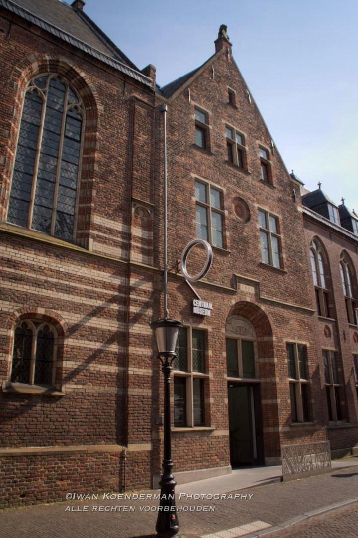 HDR foto van de voorzijde van het Centraal Museum in Utrecht | advies en ondersteuning in social selling aan mkb