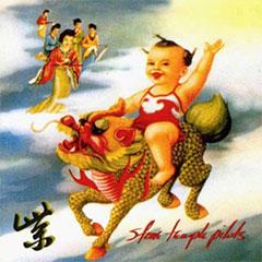 Stone Temple Pilots Purple album cover