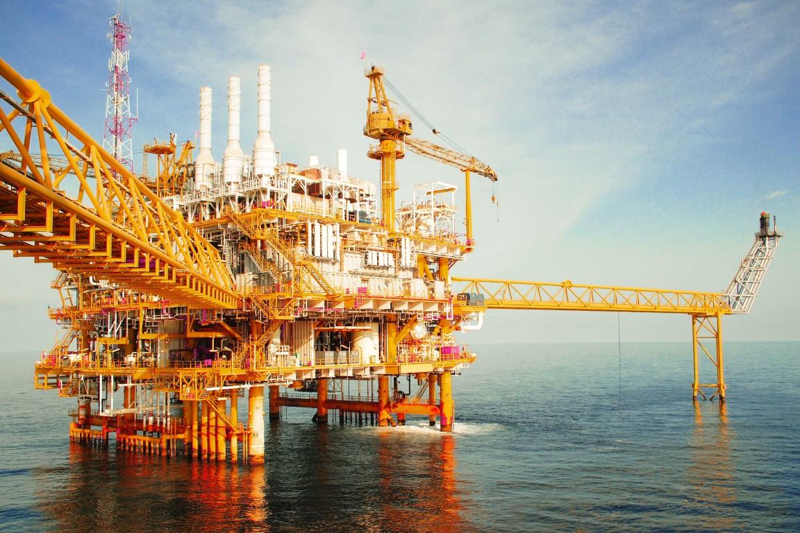 Oil Drill Platform